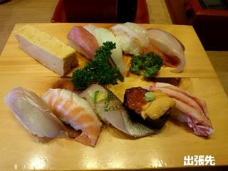 石川県の代表的な回転寿司店でランチです♪ もりもり寿し 松任店  @フェアモールアピタ松任店敷地内