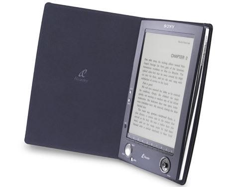 ソニーが今春頃米国で発売を予定している「ソニーリーダー」が注目されている... 電子書籍リーダー