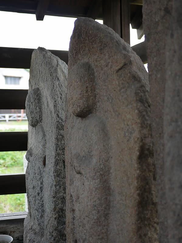 吉田墓の地蔵