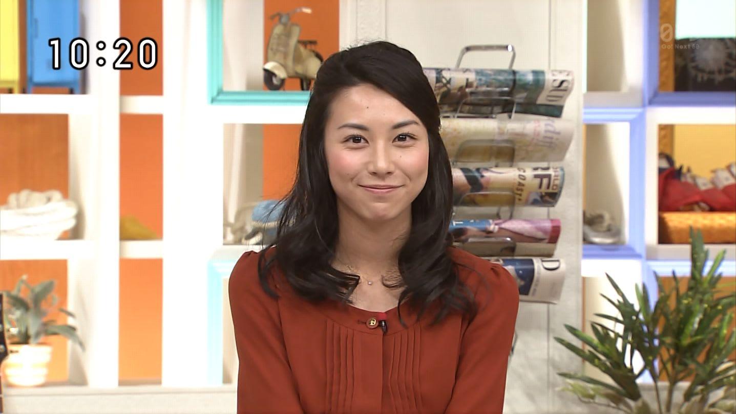 杉野真実 スッキリ!! 13/01/30...