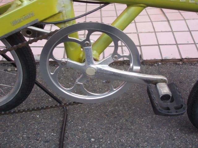 自転車の プジョー 自転車 ミニベロ : ... クラッシック自転車レストア