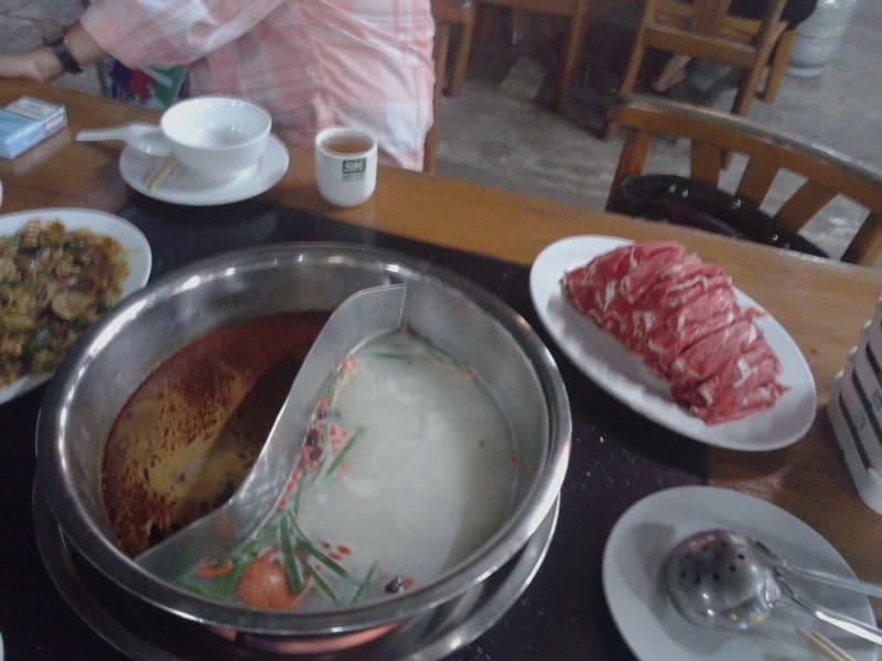 ヤンゴン Hot Pot