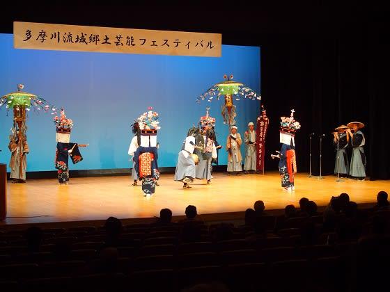川野獅子舞保存会さん(東京都 ...