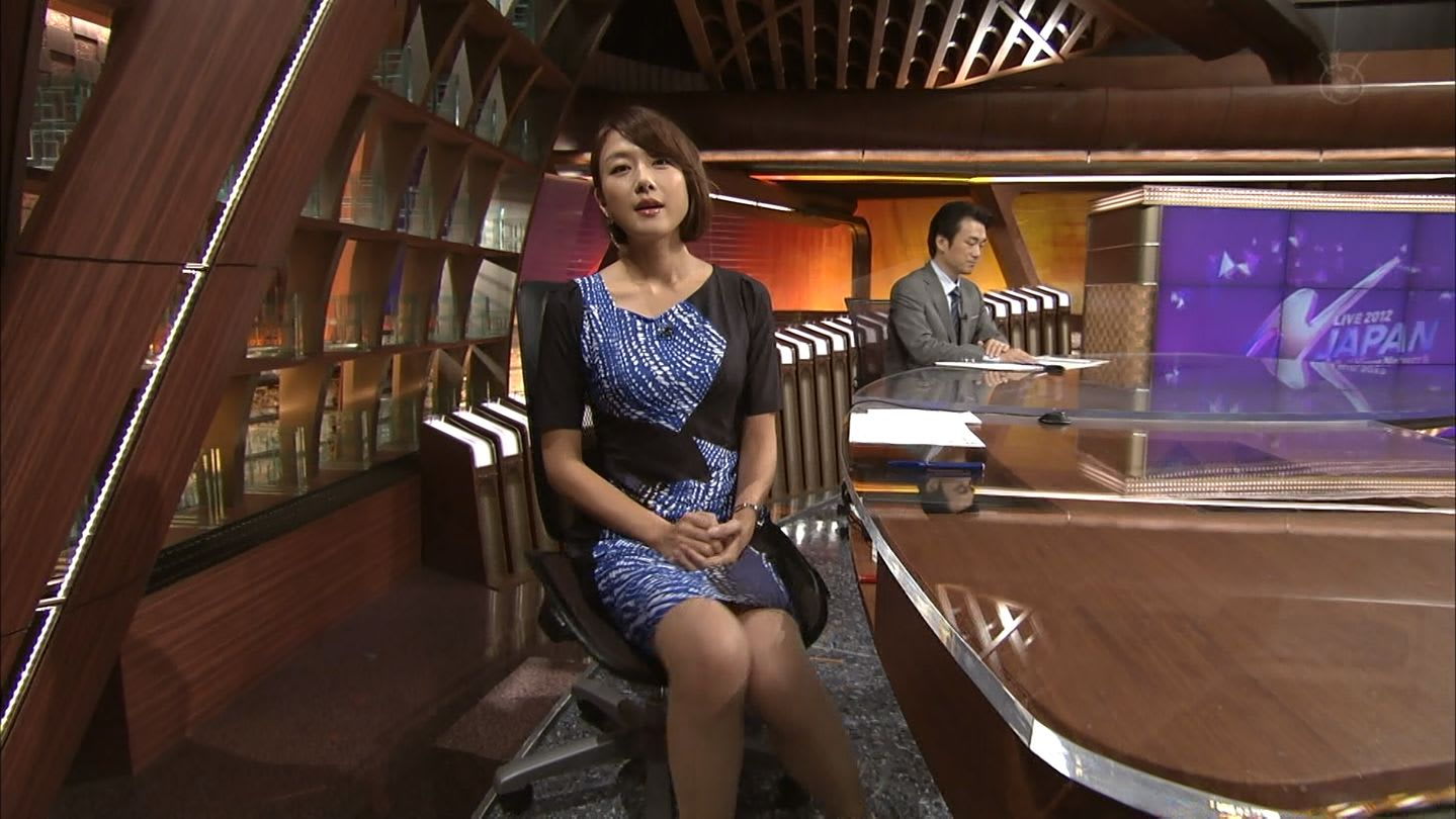 NAVER まとめニュースJAPAN 大島由香里アナウンサーのキャプ画像まとめ