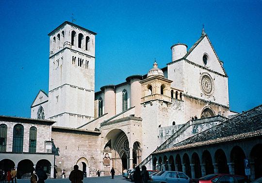アッシジ、フランチェスコ聖堂と関連修道施設群の画像 p1_27