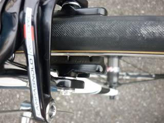 自転車の 自転車 調整 ブレーキ : ... ブレーキシューのトーイン調整
