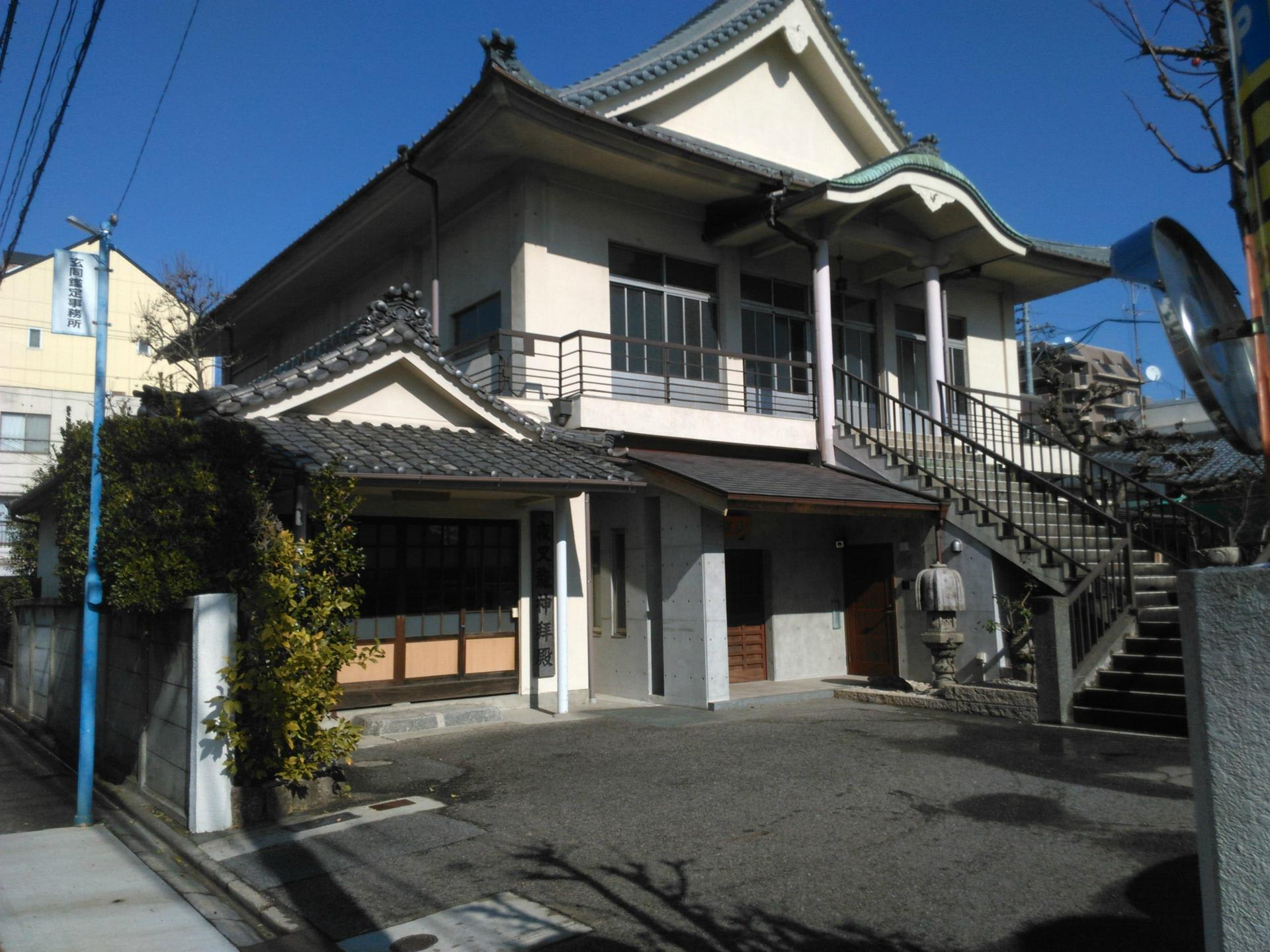 夜叉龍神(大黒寺) - 名古屋の神社