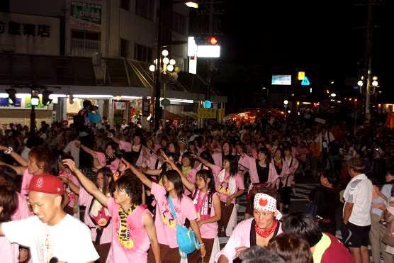 №845 第28回「飯田りんごん」祭り - 田舎Jの年輪ライフ