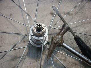 ... 分解整備 - Kinoの自転車日記