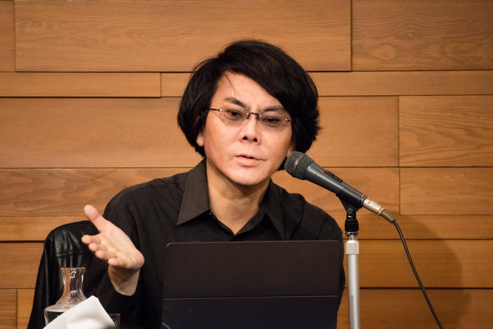 石黒浩(ロボット学者/大阪大学教授)
