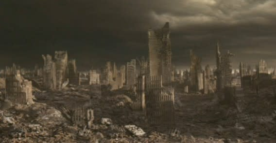 earth after a 5000 years What the world would look like if all the ice melted if we keep burning fossil fuels indefinitely and some scientists say it would take more than 5,000 years to melt it all if we.