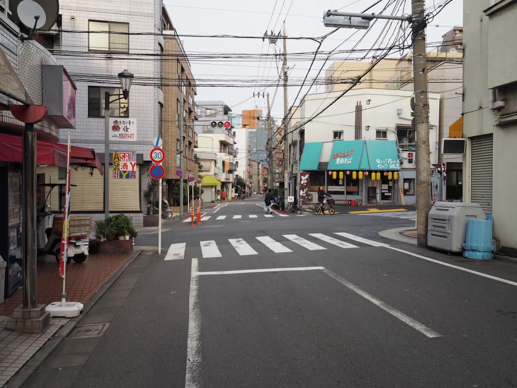 東京さまよい記