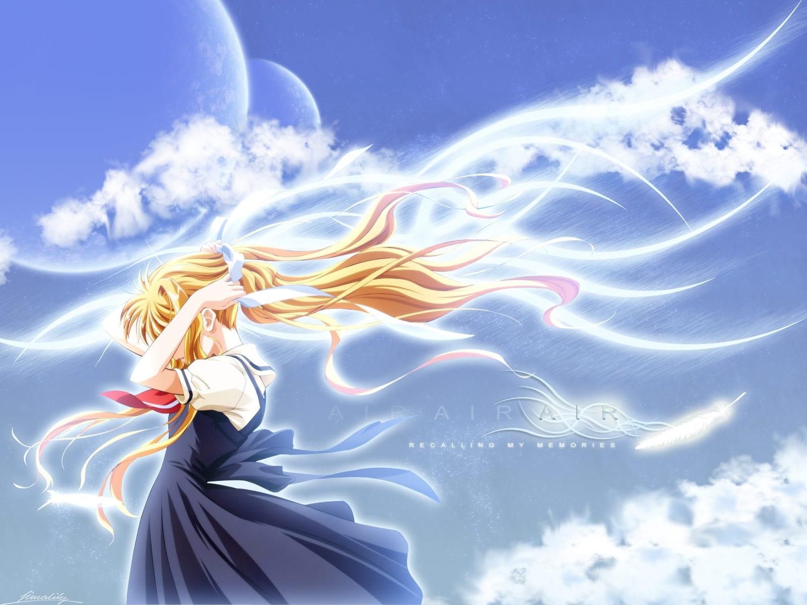 Air - Dessiner le vent ...