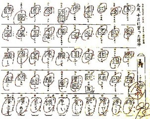 市販の 『漢字50問テスト ... : 漢字 読み プリント : プリント