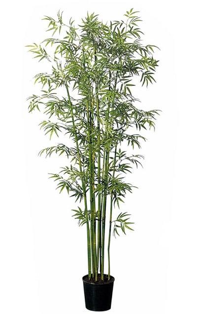 和風 ジャパニーズスタイル 竹 人工観葉植物 フェイクグリーン