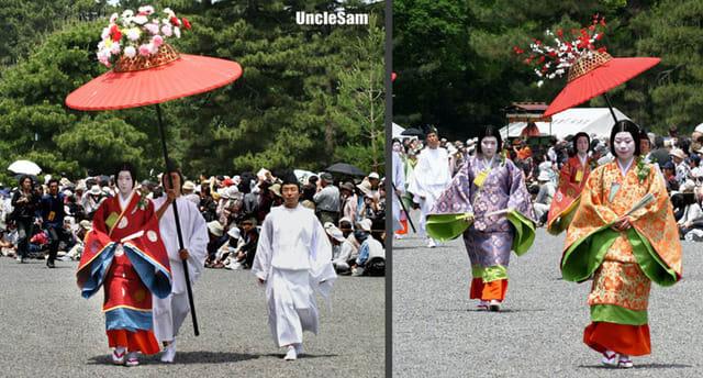 京都 葵祭 - アンクルサムの散歩