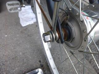 自転車の 自転車 前輪 ナット サイズ : 2013年10月 - Kinoの自転車日記