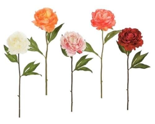 造花の牡丹