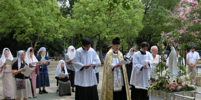 聖母の汚れなき御心への奉献