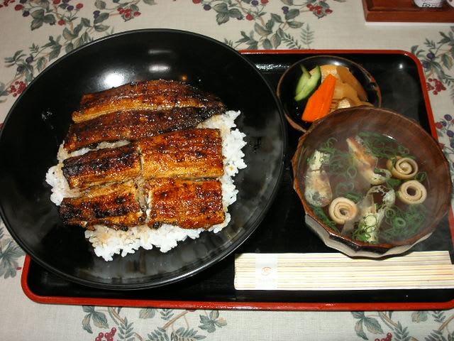 うなぎ丼1260円