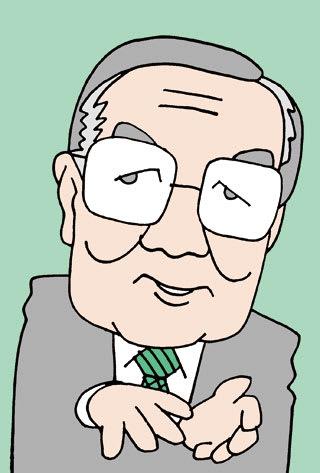 森本敏防衛大臣の似顔絵を描いてみました。 オスプレイ、配備されるみたい... 森本敏防衛大臣に挑