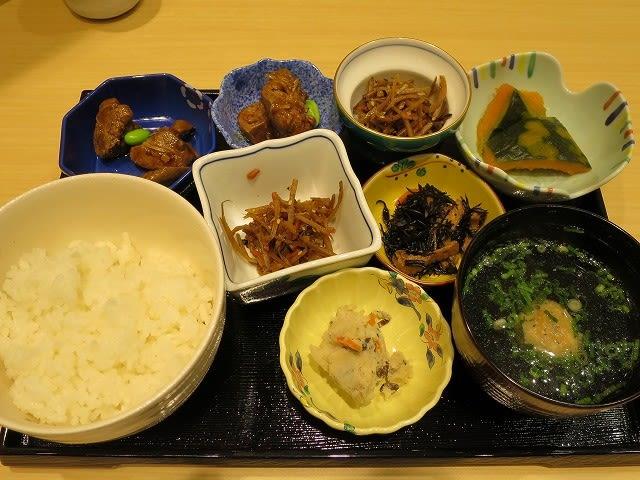 総菜小鉢7種御膳