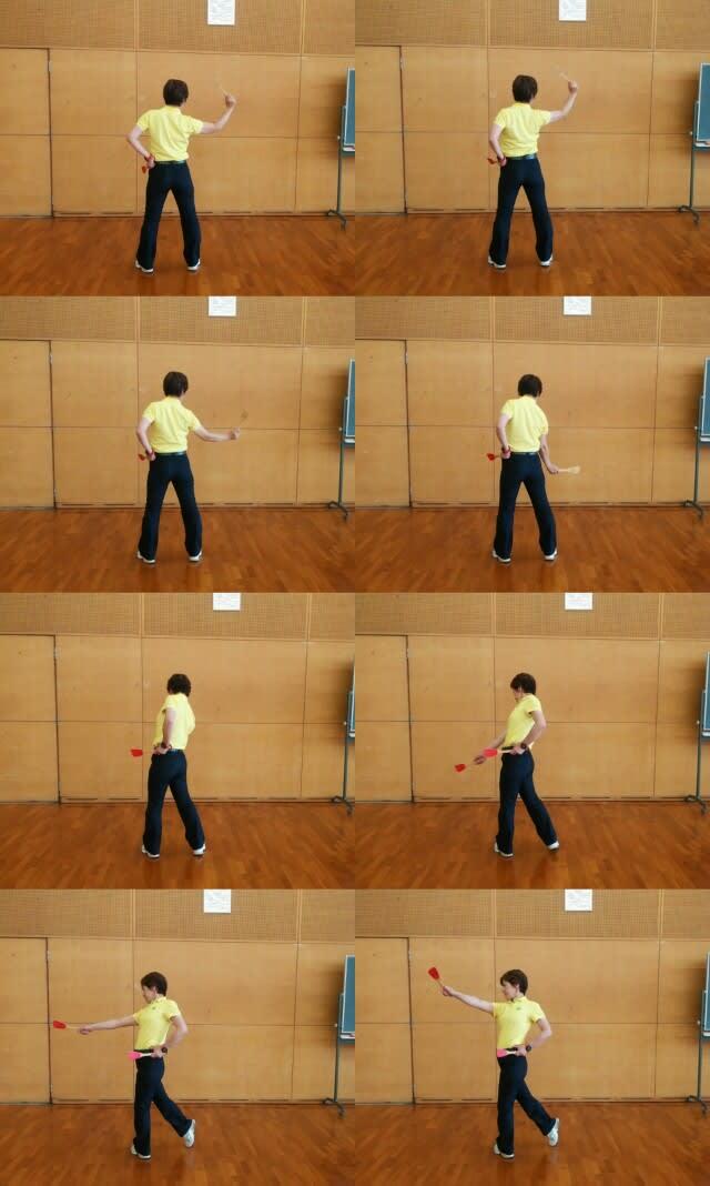 ゴルフの空(GET Golf Academy 主宰 松村公美子のブログです)ゴルフスイング体操(R)…(^^)/