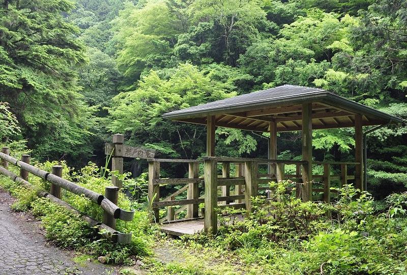 岩戸の滝櫓