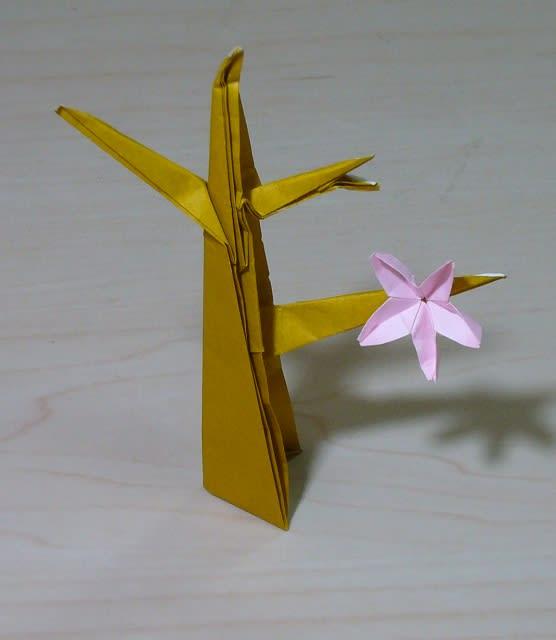 ハート 折り紙 木 折り紙 : blog.goo.ne.jp