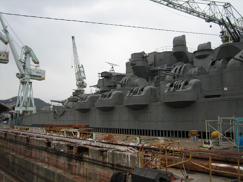 大和型戦艦の画像 p1_33