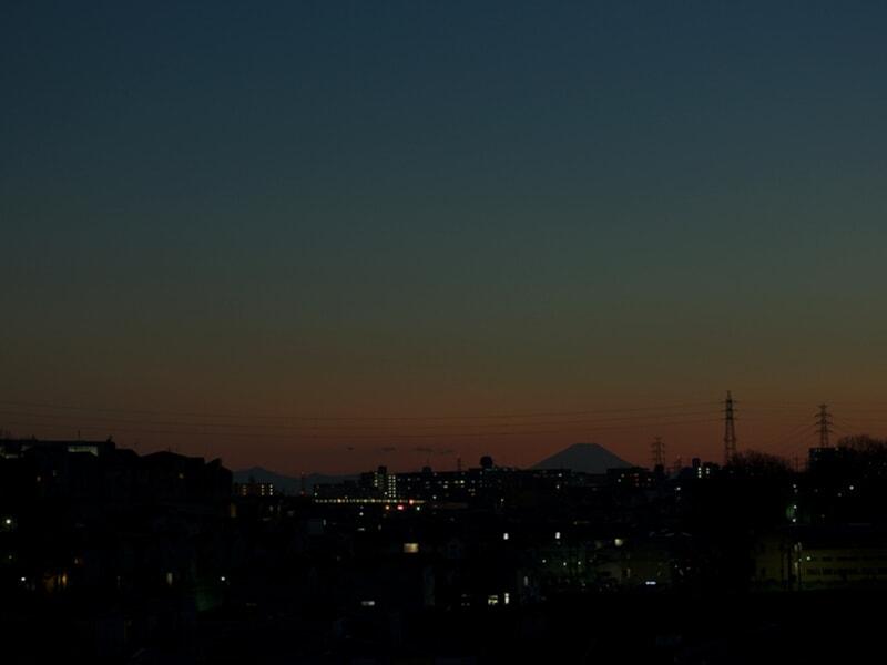 02月26日 富士山