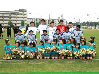 関東サッカーリーグ後期4節 関東サッカーリーグ後期4節 クラブ・ドラゴン