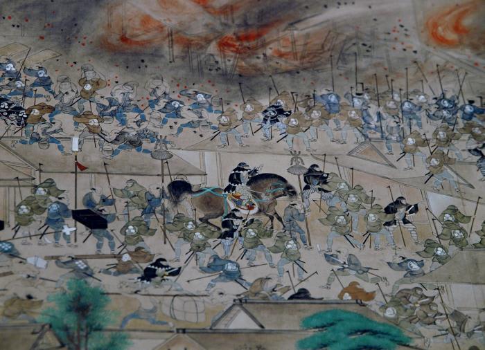 NAVER まとめ江戸の町を焼き尽くした11の大火大火事 明暦の大火、お七火事他