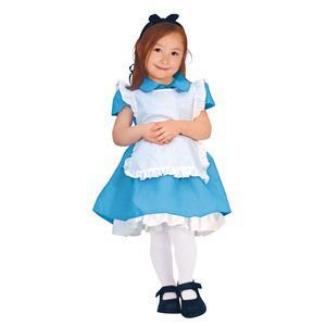 RUBIE'S(ルービーズ) DISNEY(ディズニー) コスプレ Child Alice(アリス) Mサイズ