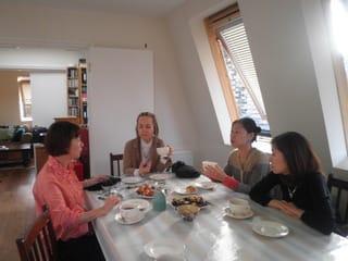 machikoさんの家のお茶会
