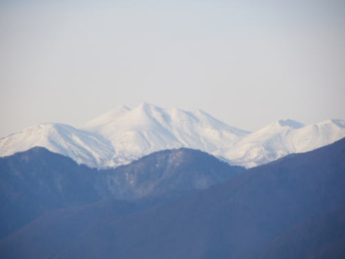 乗鞍岳 2013/11/27