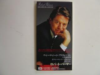 「マーシー・マーシー・ミー/アイ・ウォント・ユー」 ロバート・パーマー 1991年 - 失われたメディア-8cmCDシングルの世界-