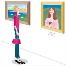 美術館好きに問う!なぜ美術館に行くの?