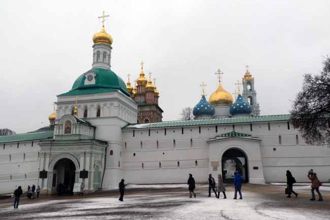 至聖三者聖セルギイ大修道院の画像 p1_37