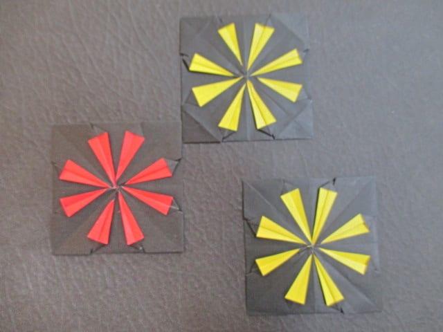 折り 折り紙 : 折り紙 腕時計 折り方 : divulgando.net