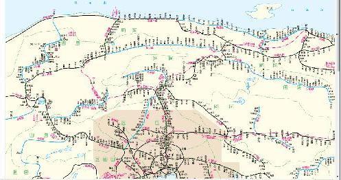 マドリード 路線 図 pdf