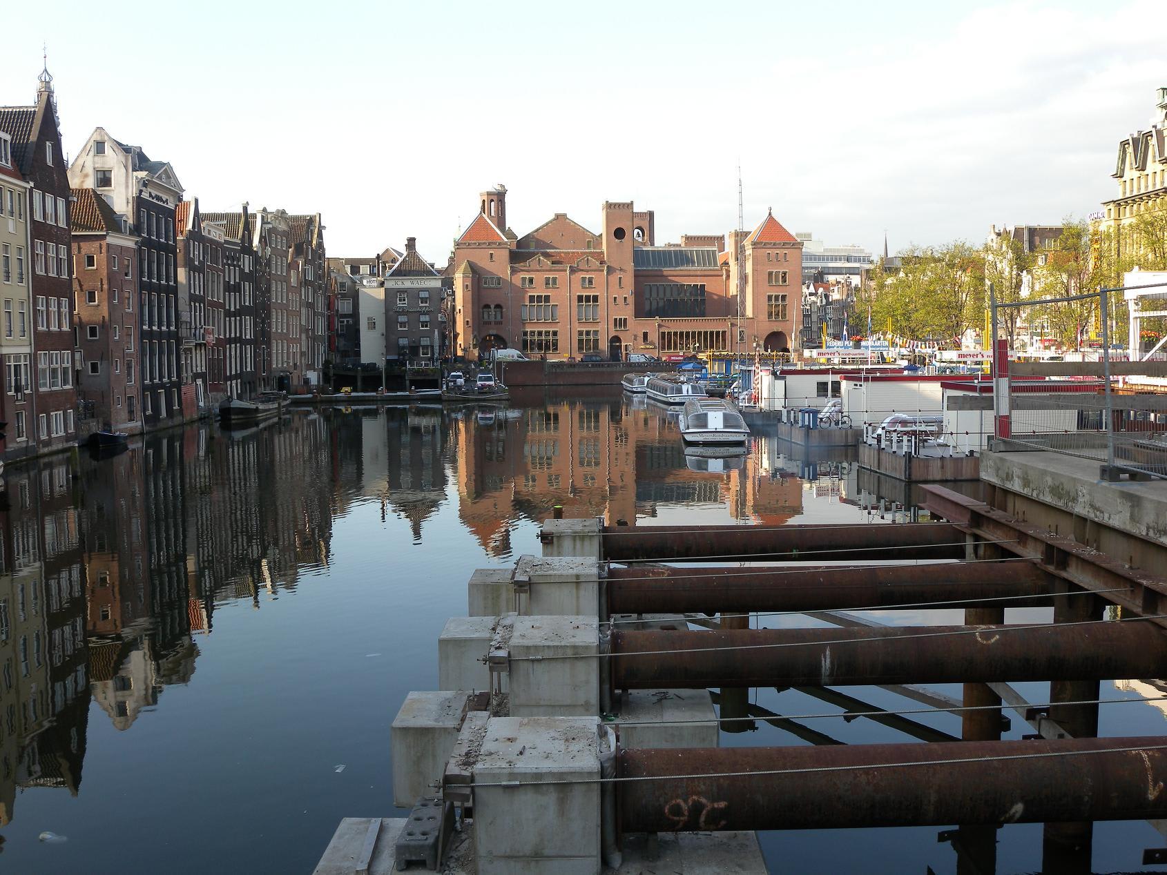 アムステルダムの運河の画像 p1_36