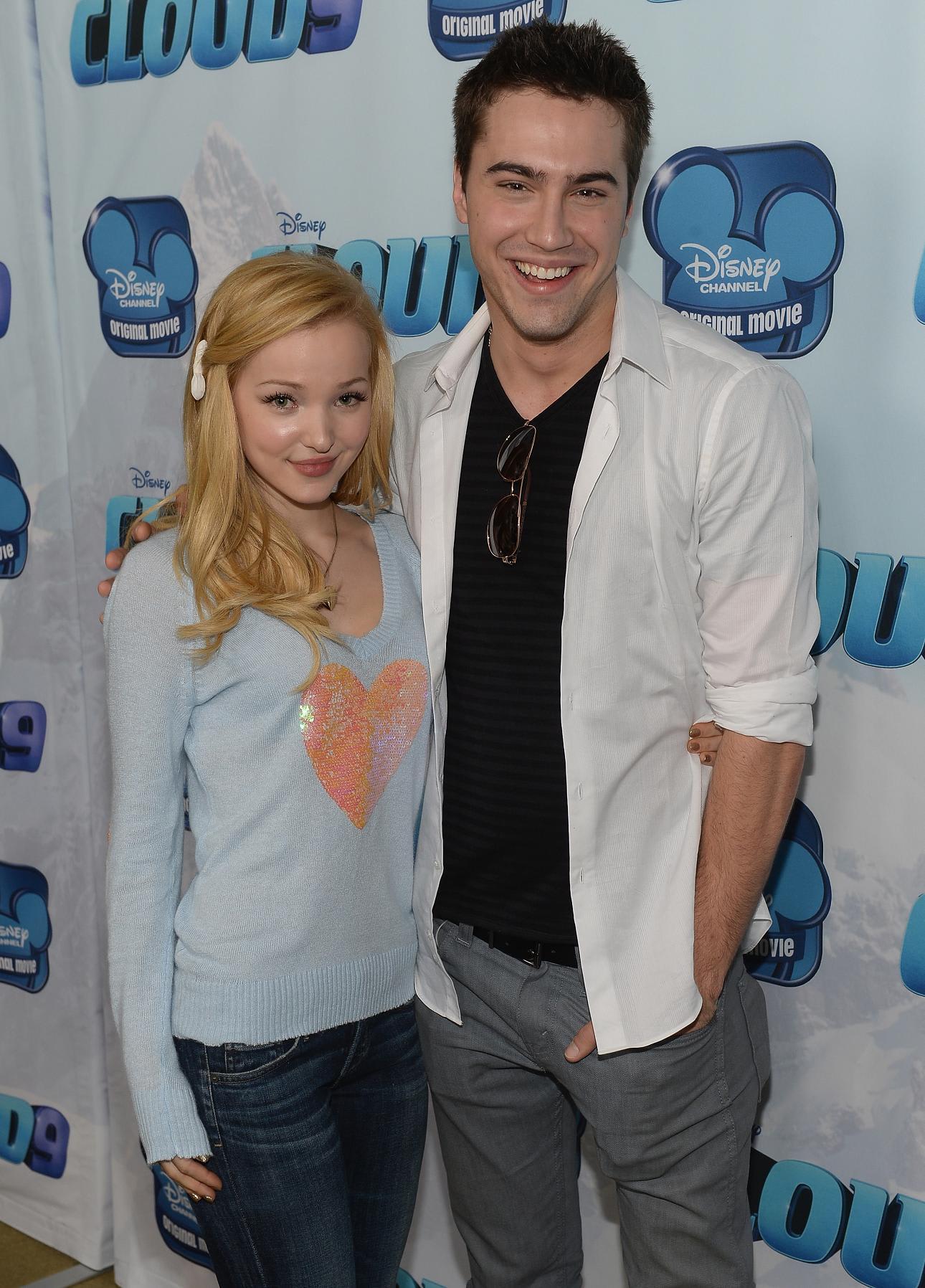 Dove Cameron - Premiere Of Disney Channel's Cloud 9 ...
