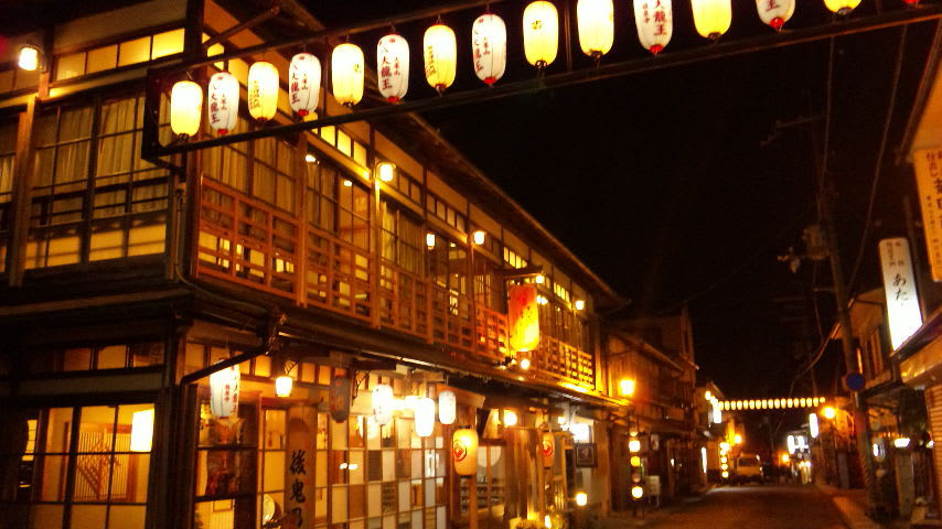 8月3日奈良県天川村洞川温泉の【行者祭り】に参加します ...