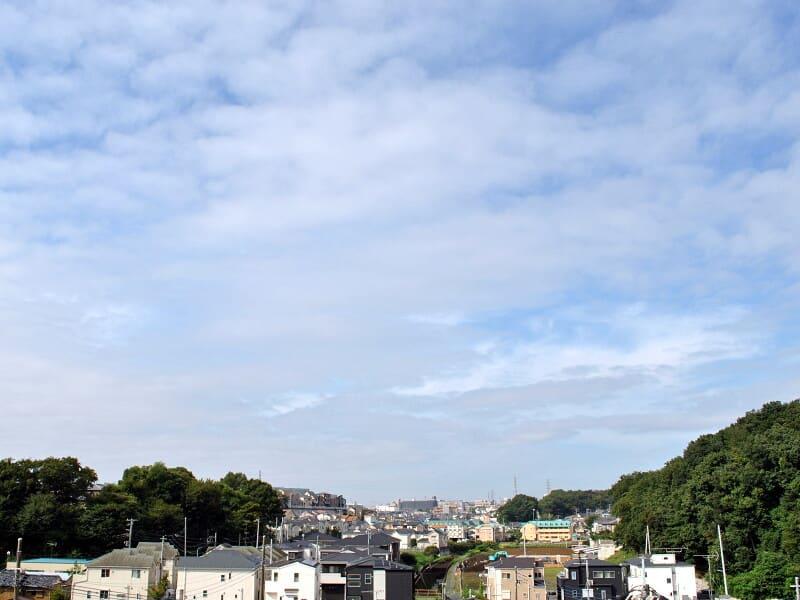 09月05日 朝霞方向