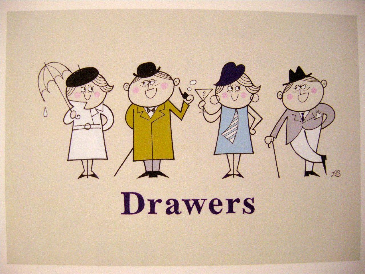 イラストレーターで有名なソリマチアキラさんの個展. Drawersに行ってきました。