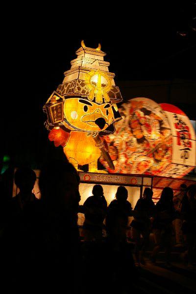 弘前城築城400年祭のマスコットキャラクター・たか丸君