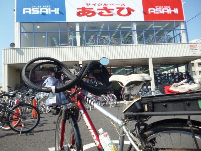 スポーツ自転車の修理・整備 ...