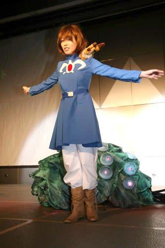世界コスプレサミット:「風の谷のナウシカ」が日本代表 , おもしろ