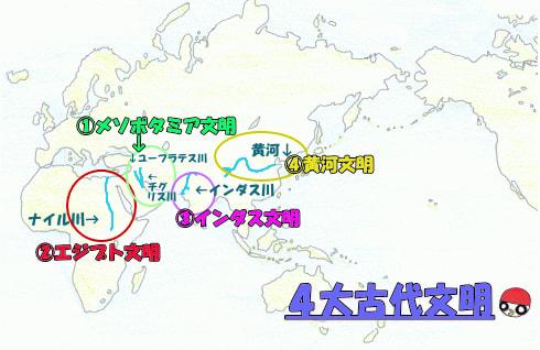 社会科塾講師☆ブログ ... : 中学 社会 歴史 年表 : 中学